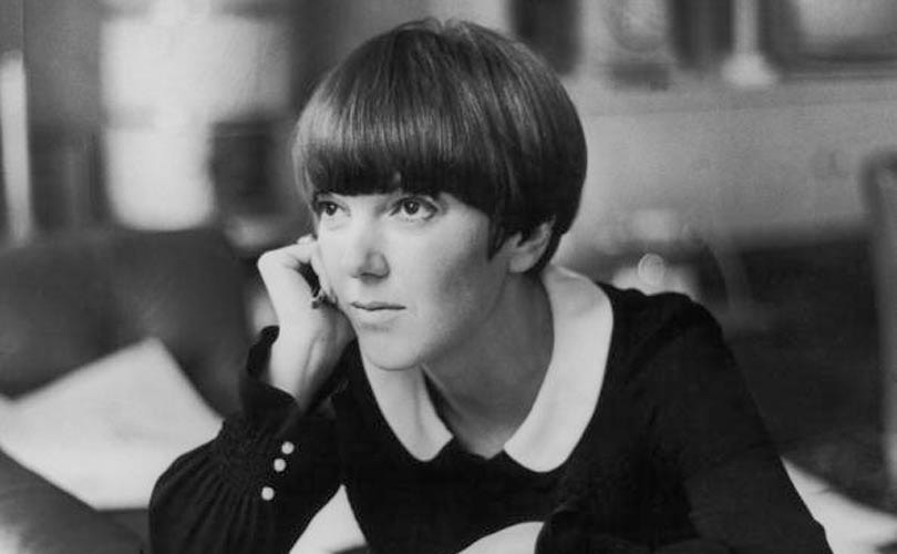 Mary Quant made a dame in Queen's New Year Honours List