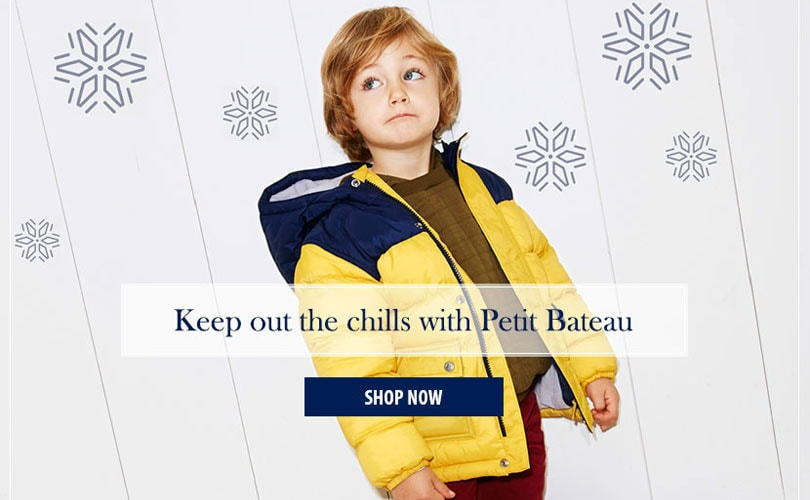 Petit Bateau partners with Fung Kids for entry into China