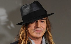 Galliano's comeback collection dropped from Paris couture line-up