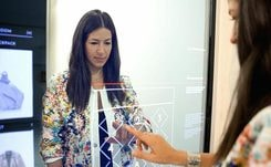 Rebecca Minkoff and eBay unveil the future of retailing: 'Connected Store'