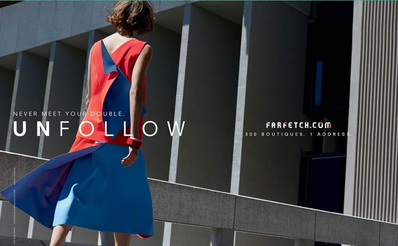 Farfetch launches first advertising campaign