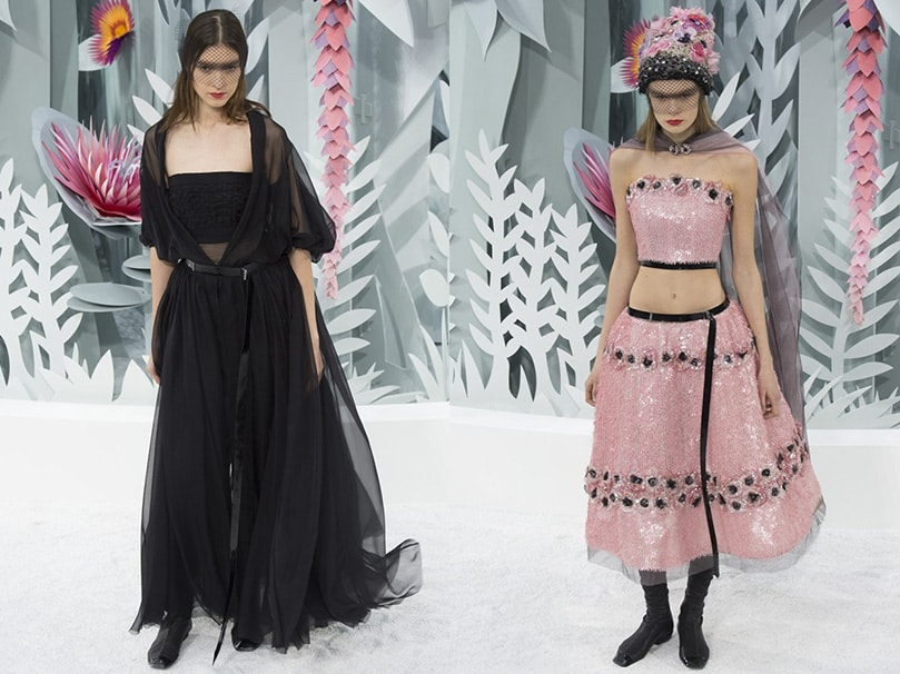 Chanel Haute Couture in pictures