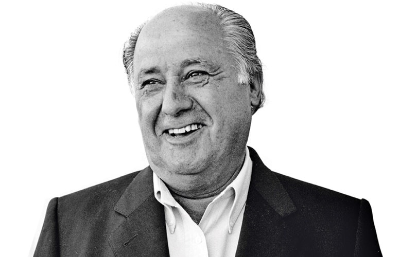Amancio Ortega briefly claims the title of World's #1 Billionaire