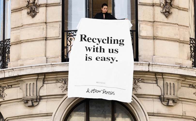 &Other Stories launches recycling programme