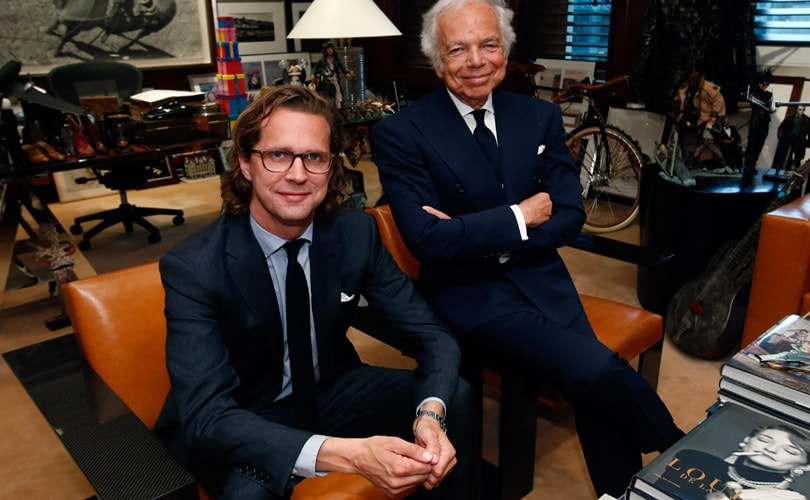 Can a new CEO lead the Ralph Lauren brand?