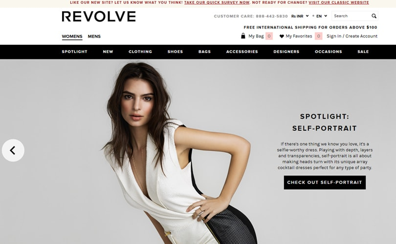 Revolve teams up with non-profit for a collaboration