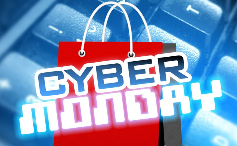 Cyber Monday surging past Black Friday