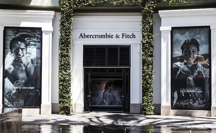 9d9831e4555 Abercrombie   Fitch to open first store in Latin America