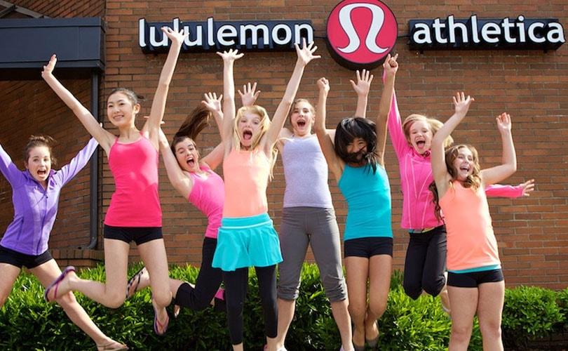Is Under Armour competing against Nike to buy Lululemon?