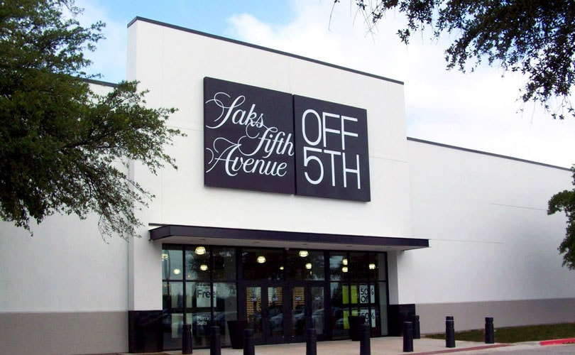 Saks Off 5th considers expansion to Europe