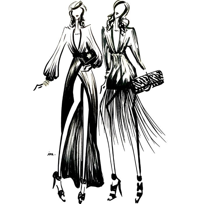 Fidm Fashion Insute Of Design Merchandising Was Founded In Los Angeles 1969 By Visionary Tonian Hohberg Ours The First College Its
