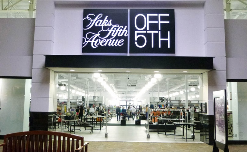 Saks Off 5th coming to midtown Manhattan
