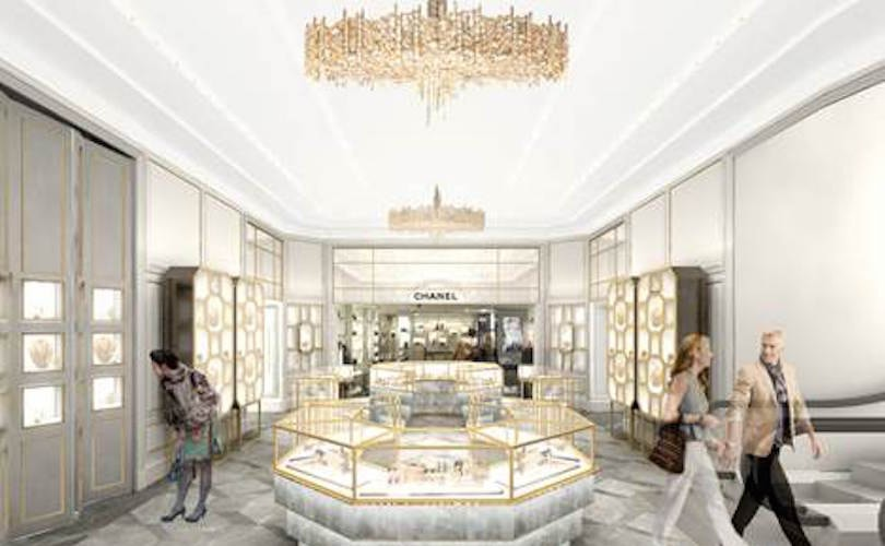 Bergdorf goodman continues expansion with new salon - Bergdorf goodman salon ...