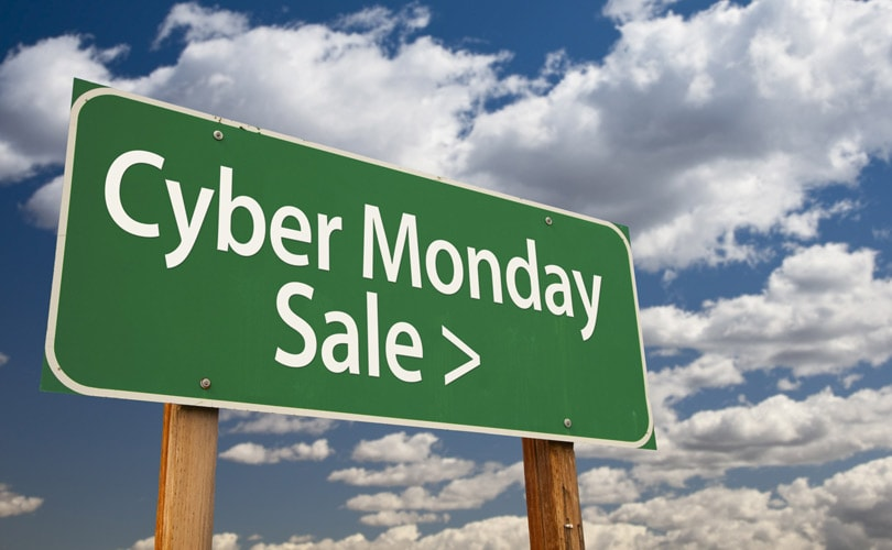 Cyber Monday sees record spending