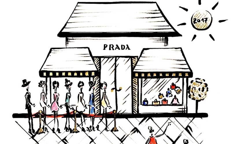 How a sense of fineness can lead Prada to a bright future
