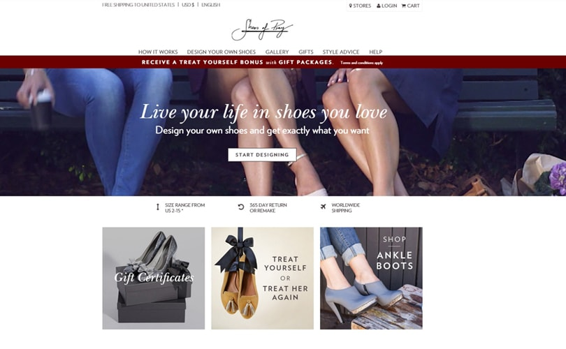 Nordstrom joins series B fundraising round by Shoes of Prey