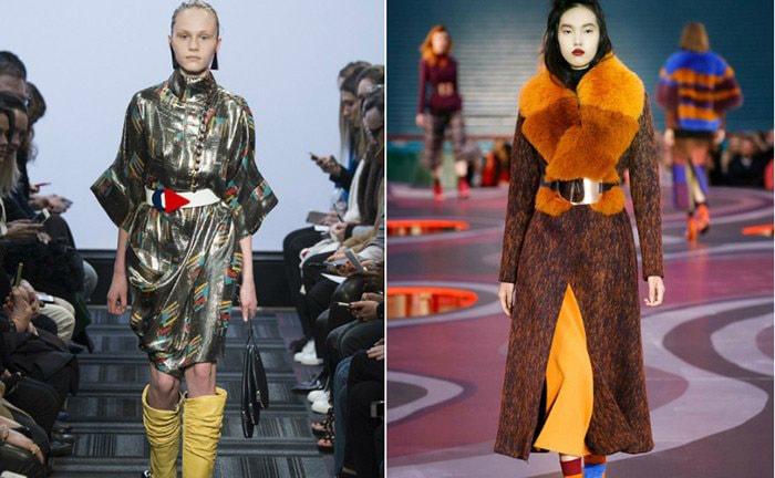 London Fashion Week in 5 trends