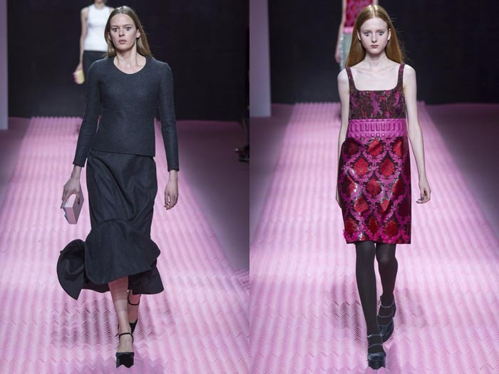 Ornate riches at play in Mary Katrantzou's London Fashion Week Show