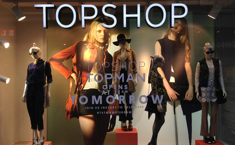7195390eaa0 Topshop opens debut EU flagship store ahead of expansion push