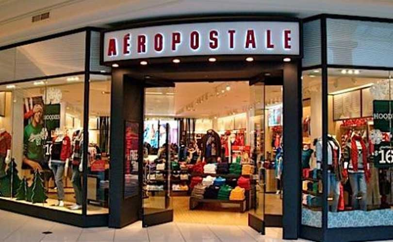Aeropostale manages to narrow comparable sales decline