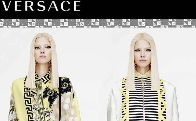 El beneficio neto de Versace en 2014 crece 27 por ciento