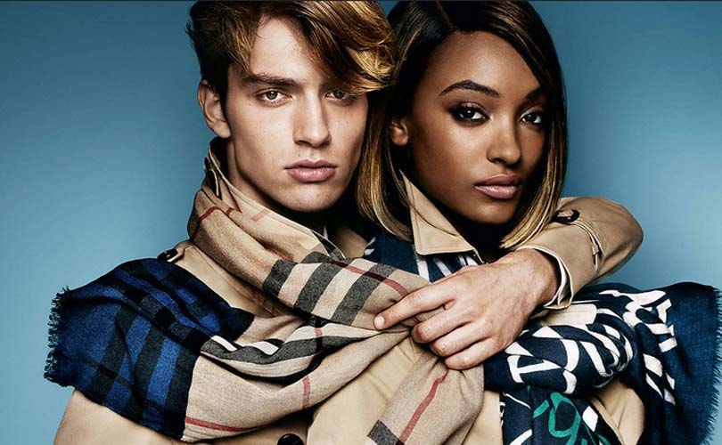 Burberry set to celebrate in Los Angeles