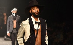 Tokyo men stay one step ahead in style during TFW
