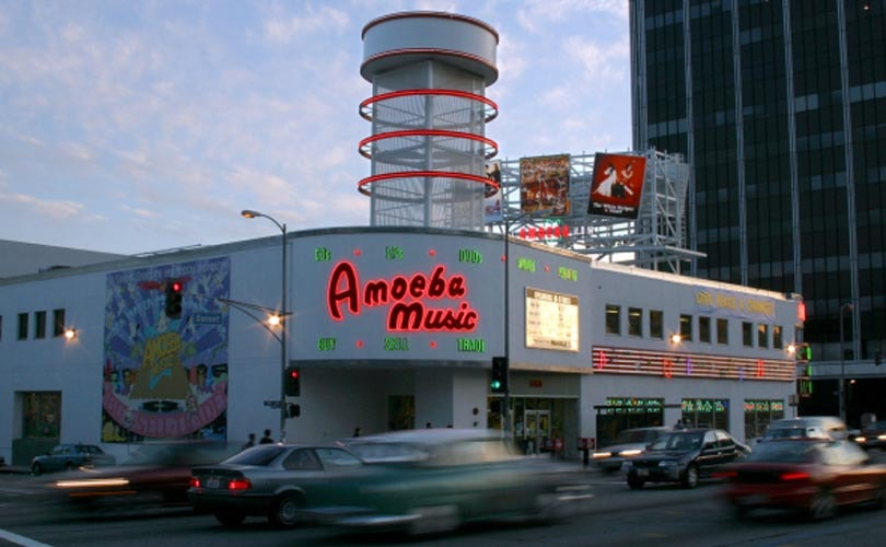 782b72bc9ee5e1 Converse expands its brand in Los Angeles through Amoeba Music