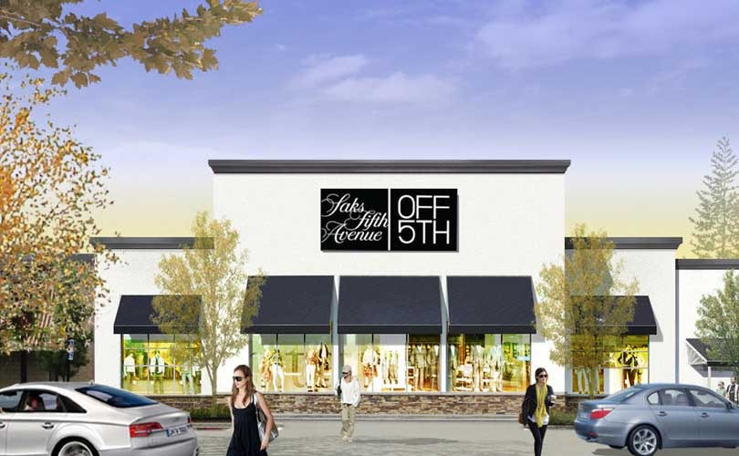 Saks Off Fifth announces its first outlet in L.A.