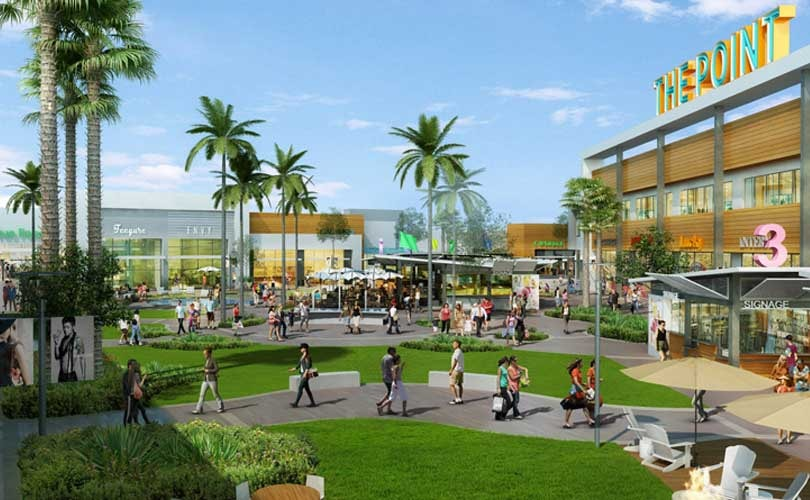 The Point retail center in South Bay set to open this summer