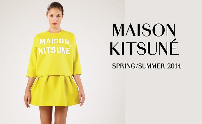 Maison Kitsune gets a second home in NYC