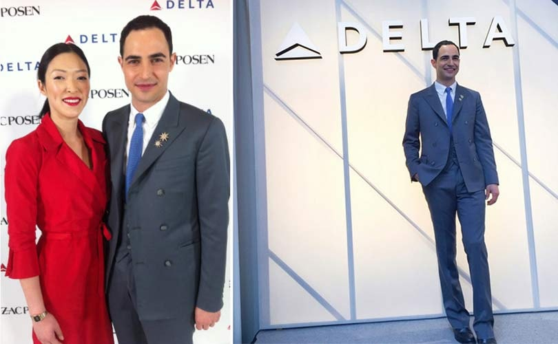 Zac Posen to design airline uniforms