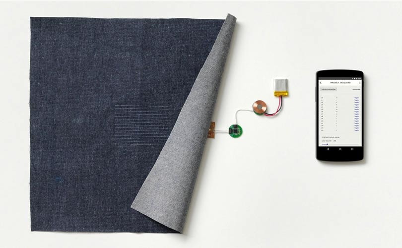 Google working with Levi's on smart jeans