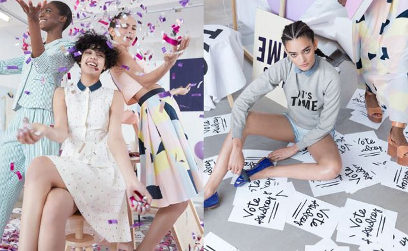 Rachel Antonoff, Lena Dunham collaborate on fashion short for & Other Stories