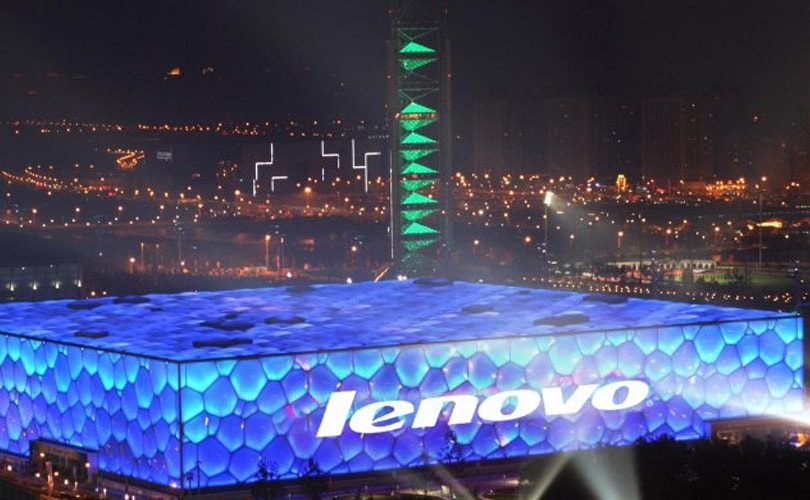 Lenovo reveals first 'smart shoes' and smart watch