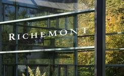 Richemont suffers sharp decline of 35 percent in annual profit