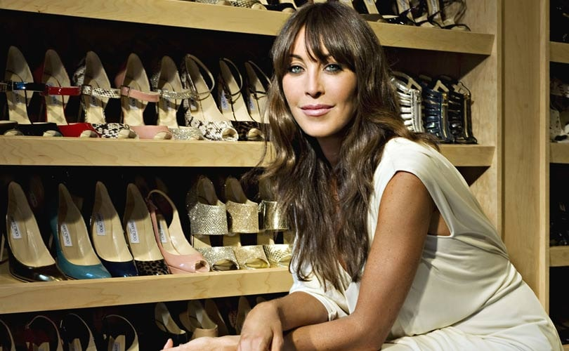 Co-founder of Jimmy Choo Tamara Mellon requests the footwear label 'cease and desist'