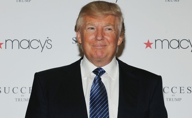Donald Trump brand dumped by Macy's
