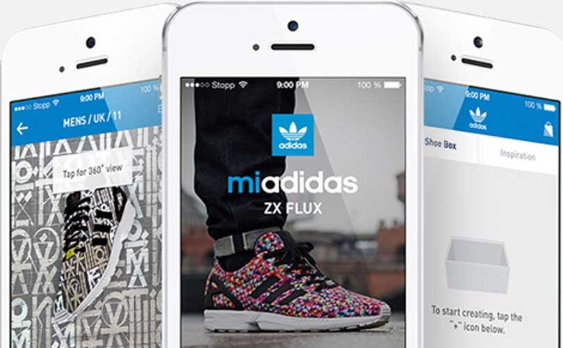 Adidas launches first-ever reservation mobile app