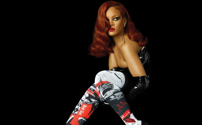 Stance names Rihanna contributing creative director