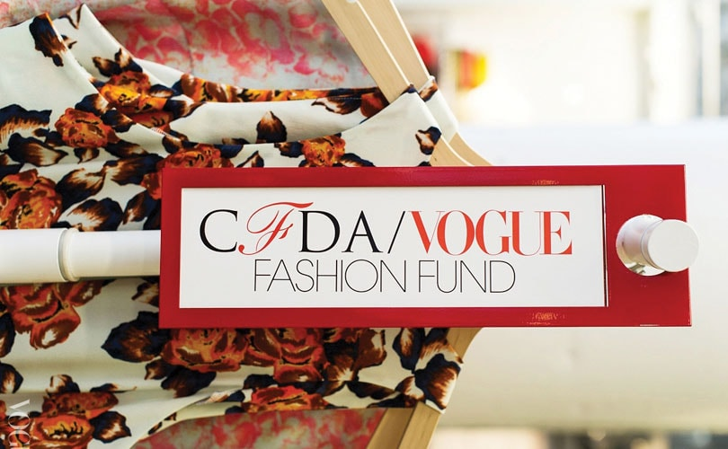 CFDA/Vogue finalists announced