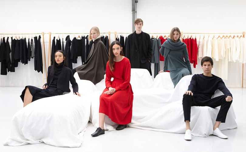 Uniqlo Lemaire collaboration unveiled