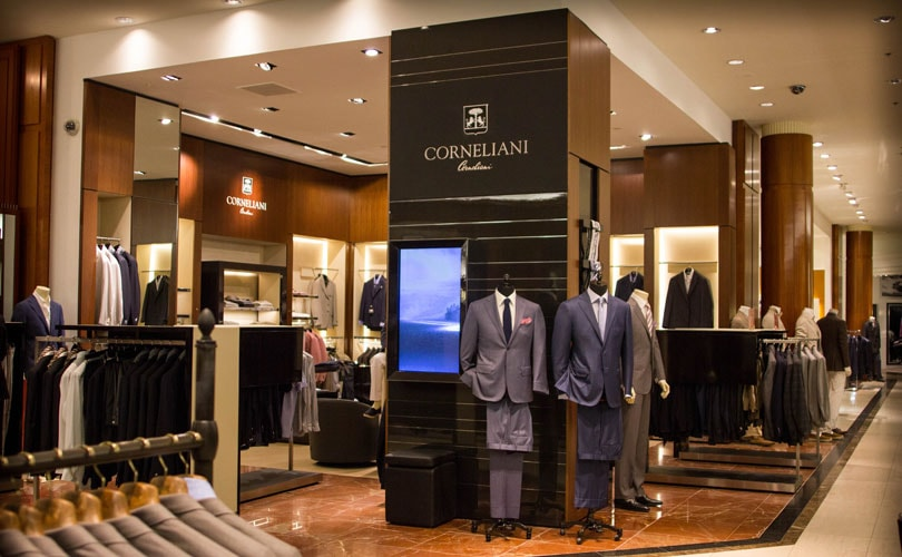 Italian Luxury Fashion Brands In China A Retail Perspective