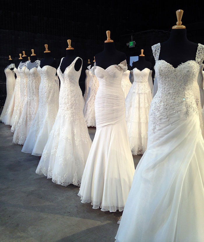The Knot brings bridal market trade show to Los Angeles