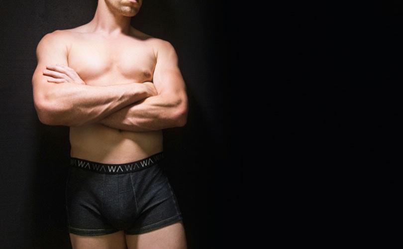 Wireless Armour Unterwäsche schützt Männer vor Unfruchtbarkeit