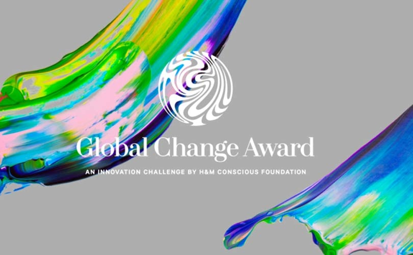 H&M aims to initiate innovations with the Global Change Award