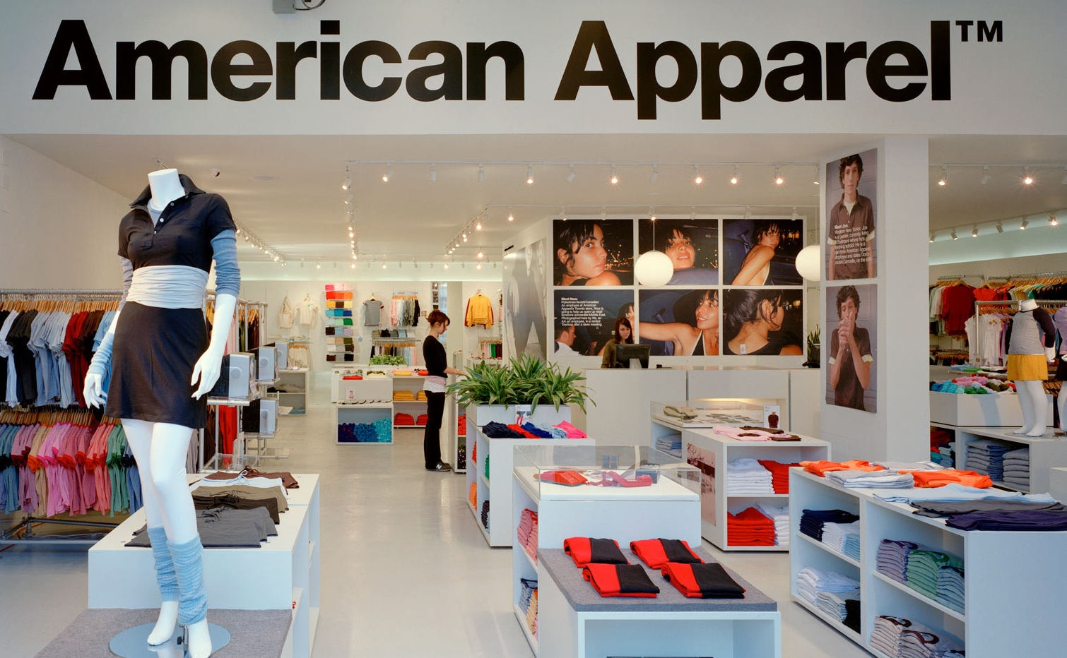 The 'big loser' of American Apparel's filing for Chapter 11 is Dov Charney