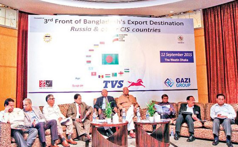 Bangladesh to expand RMG exports to CIS, open warehouse