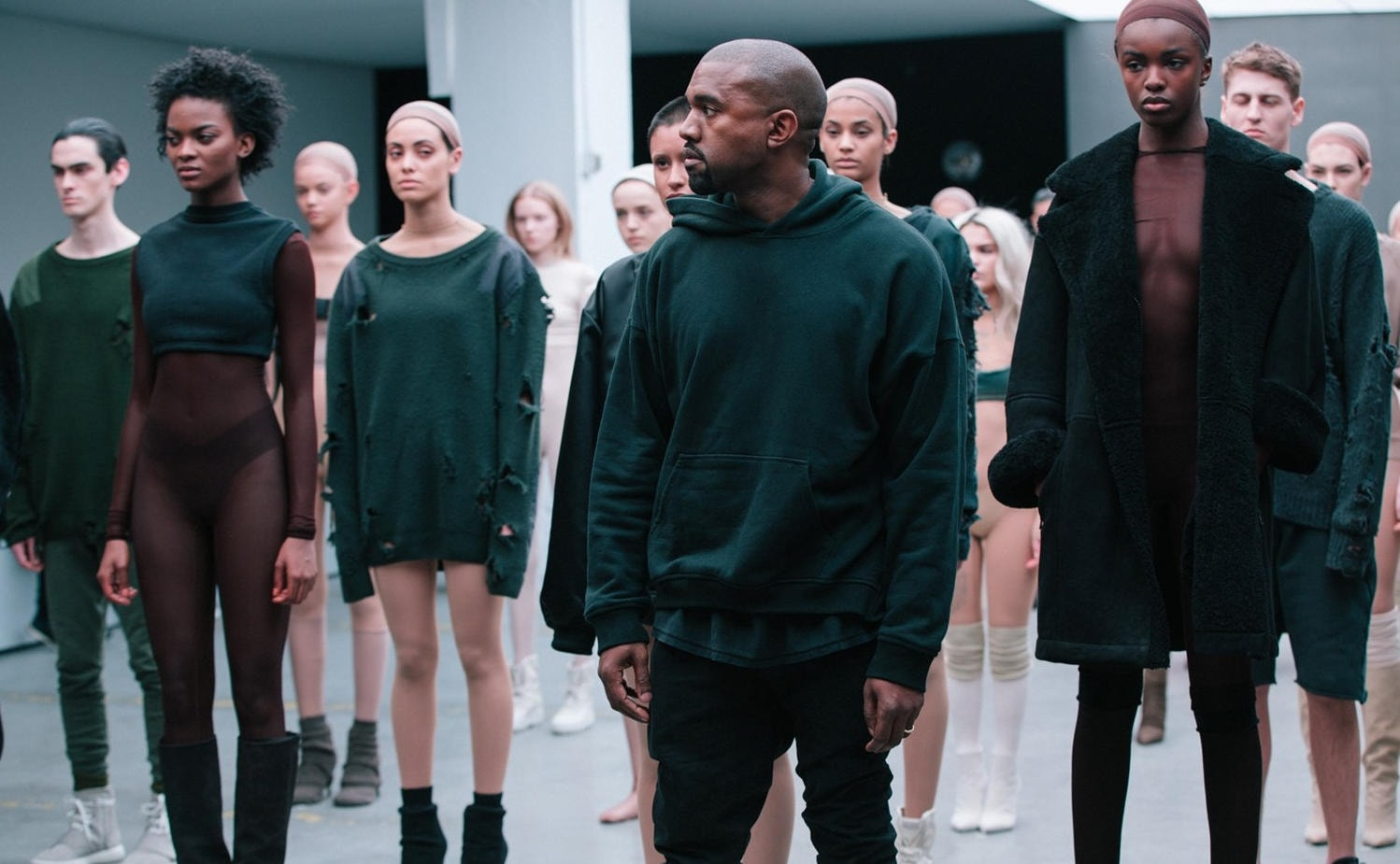 NYFW designers see tension with new Kanye West schedule