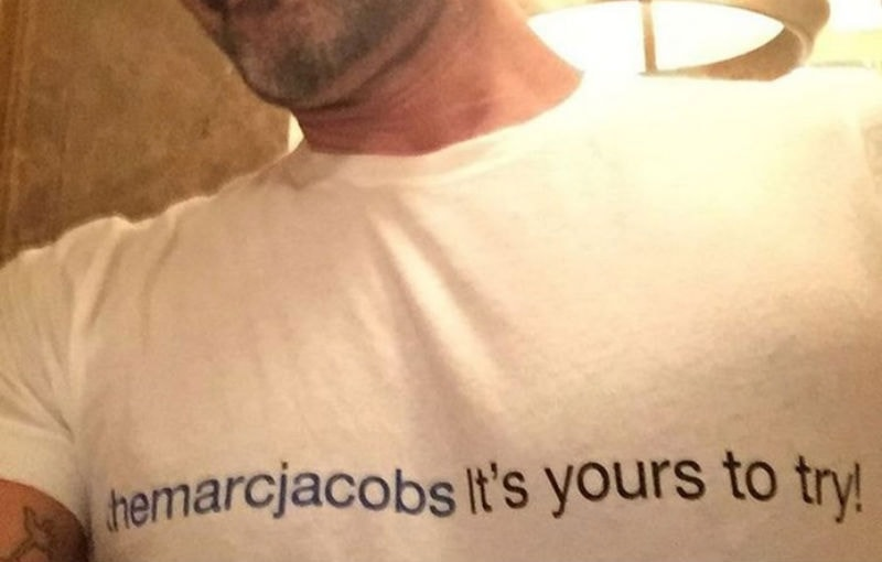 Marc Jacobs: How to market a fashion faux pas